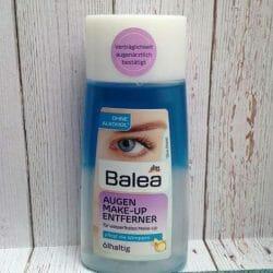 Produktbild zu Balea Augen Make-up Entferner (ölhaltig)