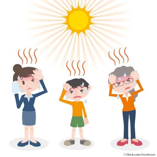 Cool Down: So übersteht ihr die schwüle Hitze