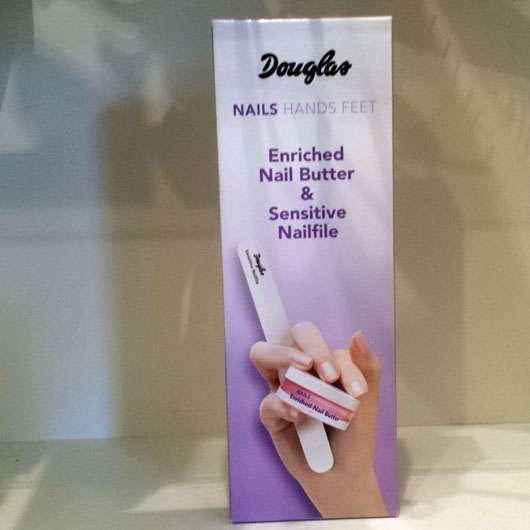 Douglas Nails Hands Feet Enriched Nail Butter & Sensitive Nailfile