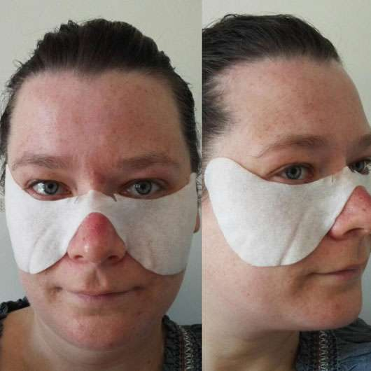 Dr. Jart+ Dermask Spot Jet Cheek & Eye Lift Tragebild