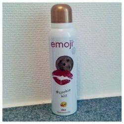 Produktbild zu emoji® Deo Spray #cookiekiss
