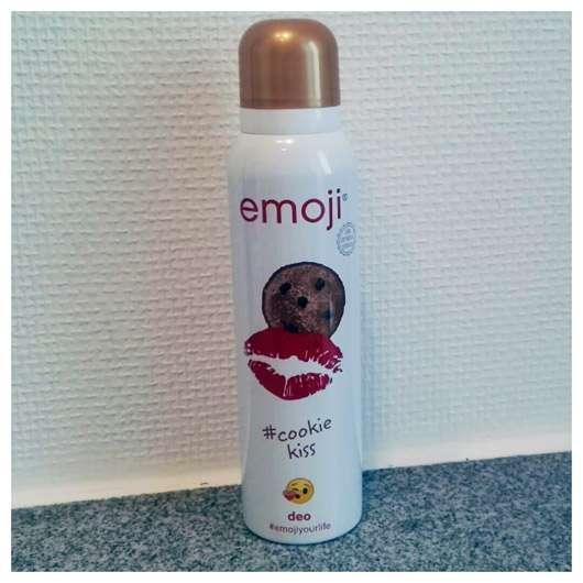 emoji Deo Spray #cookiekiss - Sprühdose