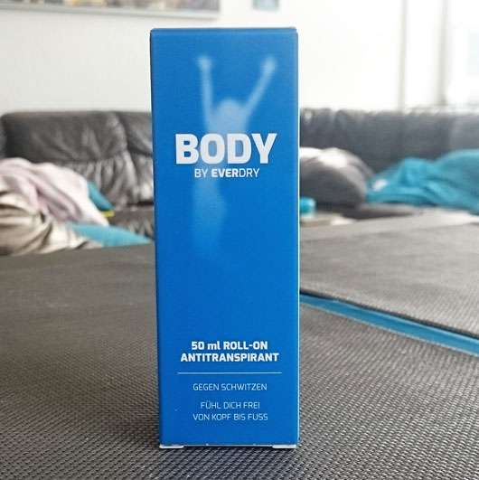 <strong>everdry</strong> Antitranspirant Body Roll-On