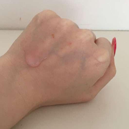 ISANA Pflegedusche Öl-Perlen mit Magnolien-Duft Swatch