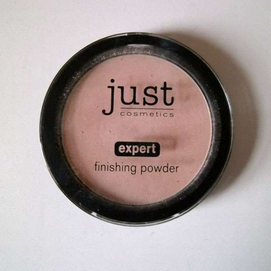 just cosmetics expert finishing powder Design