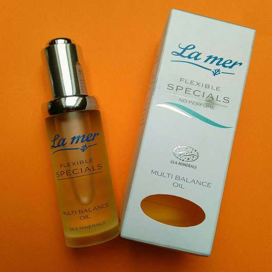 <strong>La mer</strong> Flexible Specials Multi Balance Oil