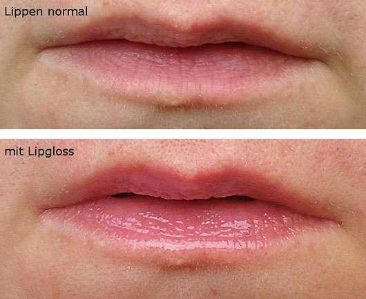 Test - Lipgloss - LR Deluxe Brilliant Lipgloss, Farbe: 04