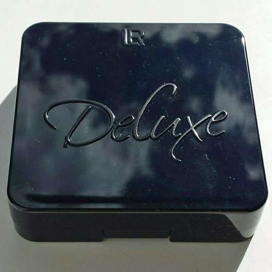 LR Deluxe Perfect Powder Blush, Farbe: 01 Ruddy Rose - Puder-Dose
