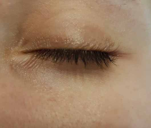 Mary Kay Lash Intensity Mascara, Farbe: Black vorher