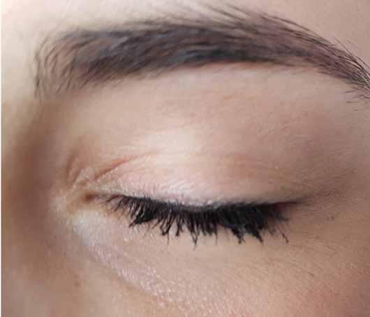 Mary Kay Lash Intensity Mascara, Farbe: Black Tragebild