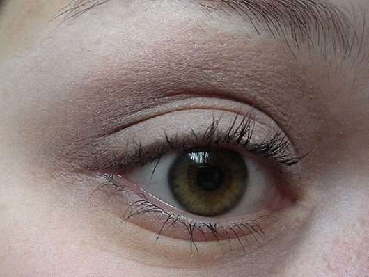 Augen Make-up mit Misslyn Must-Have Eyeshadow Shades, Farbe: 2 Shades Of Rose