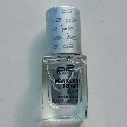 p2 manicure repair top coat