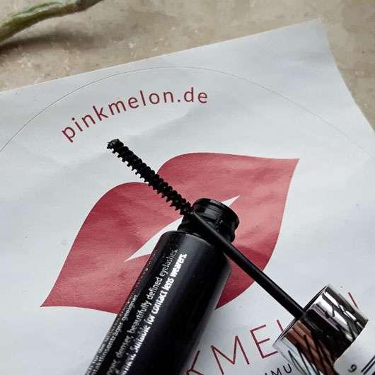 p2 upper + lower lash line skinny mascara, Farbe: 010 mini-me Bürste