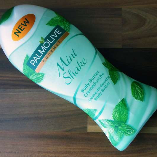 <strong>Palmolive Gourmet</strong> Mint Shake Body Butter Cremedusche