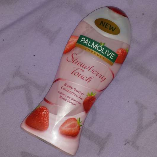 <strong>Palmolive Gourmet</strong> Strawberry Touch Body Butter Cremedusche