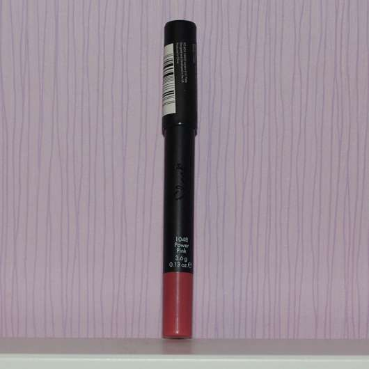 Sleek MakeUP Power Plump Lipstick, Farbe: 1048 Power Pink