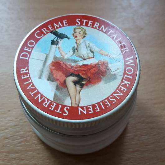 <strong>Wolkenseifen</strong> Deo Creme Sterntaler
