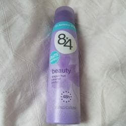 Produktbild zu 8×4 beauty Deospray