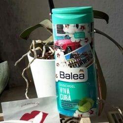 Produktbild zu Balea Duschgel Viva Cuba (LE)