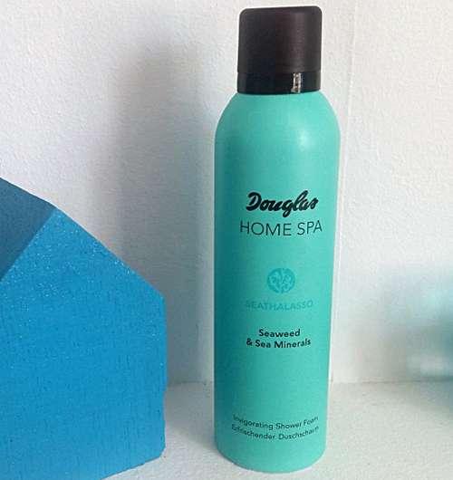 Design vom Douglas Home Spa Seathalasso Seaweed & Sea Minerals Invigorating Shower Foam