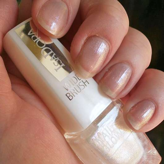 Farbe vom IsaDora Nail Glow, Farbe: 840 Pearl Glow (LE)