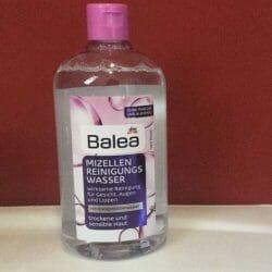 Produktbild zu Balea Mizellen-Reinigungswasser (Mischhaut und sensible Haut)
