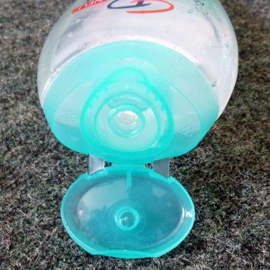 CD Morgenfrische Dusche Wasserminze & Gurke - Öffnung