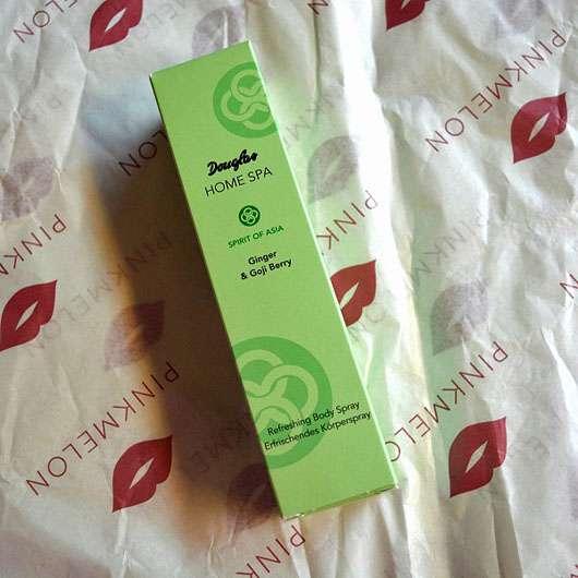 <strong>Douglas Home Spa</strong> Spirit Of Asia Ginger & Goji Berry Refreshing Body Spray
