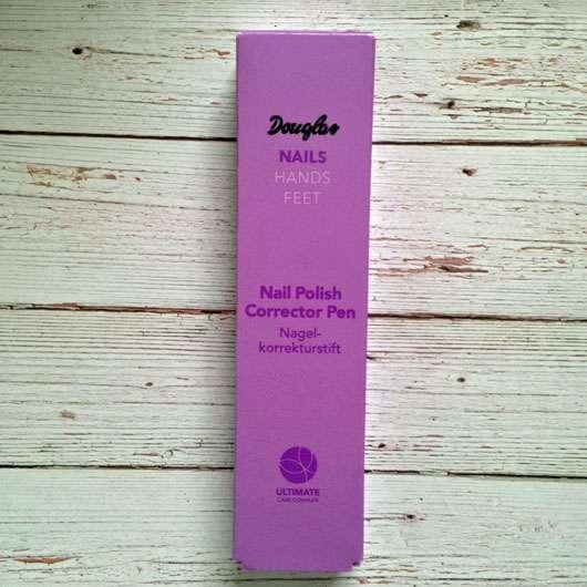 Douglas Nails Hands Feet Nail Polish Corrector Pen - Verpackung