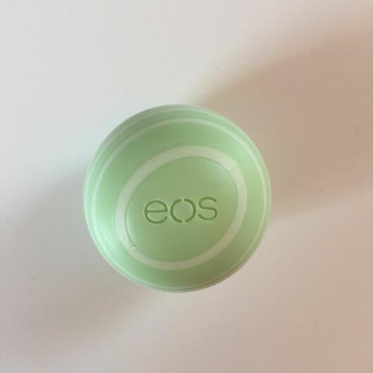 <strong>eos</strong> Smooth Spheres Organic Lip Balm - Sorte: Cucumber Melon (LE)
