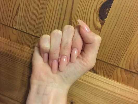 essie Nagellack, Farbe: 77 Chinchilly - Nägel ohne Lack