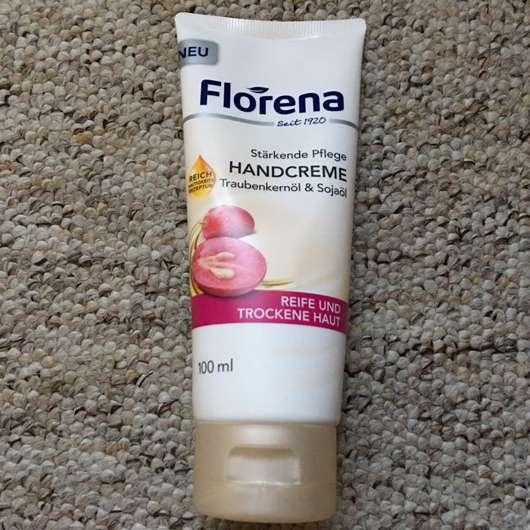 <strong>Florena</strong> Handcreme Traubenkernöl & Sojaöl