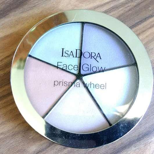 IsaDora Face Glow Prisma Wheel, Farbe: 50 Rainbow Highlights (LE)