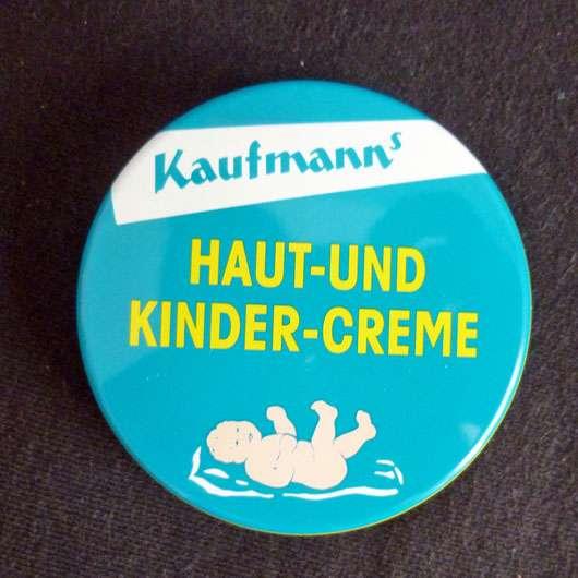 <strong>Kaufmanns</strong> Haut- und Kindercreme