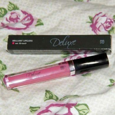 Test - Lipgloss - LR Deluxe Brilliant Lipgloss, Farbe 08