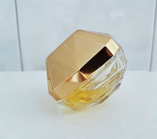 Paco Rabanne Lady Million Eau de Parfum - Flakon seitlich