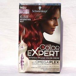 Produktbild zu Schwarzkopf Color Expert Intensiv-Pflege Color-Creme – Farbe: 6.88 Intensives Rot