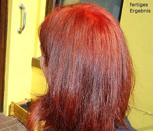 Schwarzkopf Color Expert Intensiv-Pflege Color-Creme, Farbe: 6.88 Intensives Rot nach der Coloration