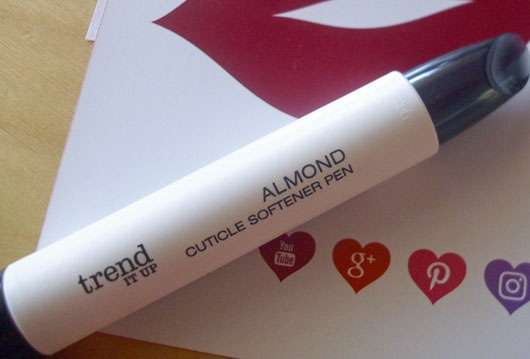 trend IT UP Almond Cuticle Softener - Stift Design