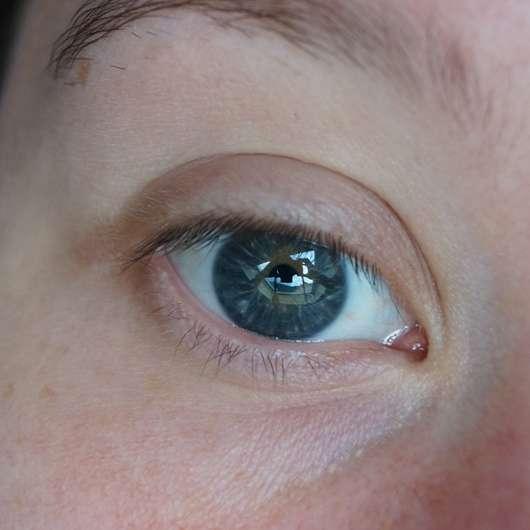Wimpern ohne die alverde 12 hours long stay mascara, Farbe: 010 schwarz