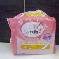 Produktbild zu Camelia Ultra Dünne Binden