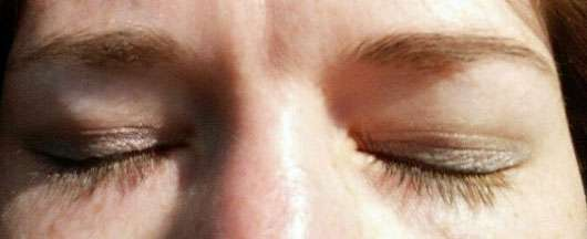 Catrice Glam & Doll Super Liner, Farbe: 010 Super Black - auf dem Auge