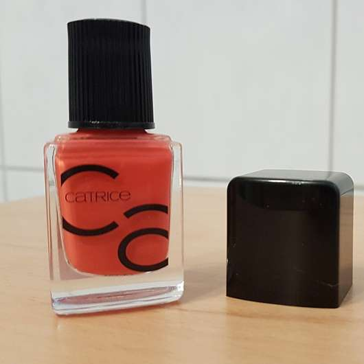 Catrice ICONails Gel Lacquer, Farbe: 06 Nails On Fire Flasche