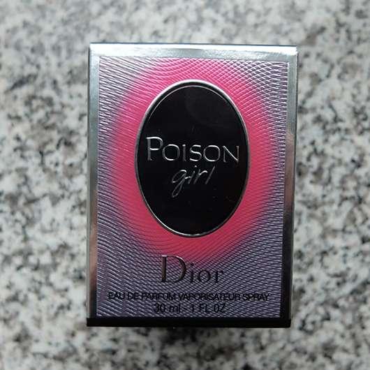 Dior Poison Girl Eau de Parfum Verpackung