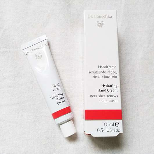 <strong>Dr. Hauschka</strong> Handcreme