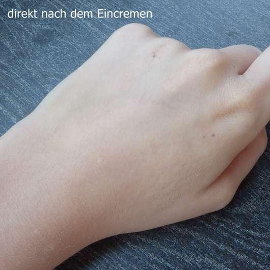 Dr. Hauschka Regeneration Handbalsam nach dem Eincremen