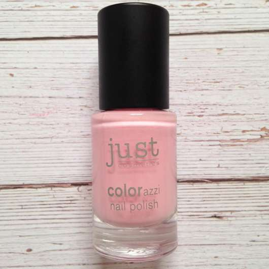 <strong>just cosmetics</strong> colorazzi nail polish – Farbe: 040 be cute