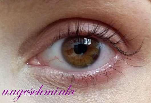 L'ORÉAL PARiS False Lash Schmetterling Mascara Midnight Blacks, Farbe: Extra Black - Wimpern ohne Produkt