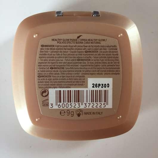 L'Oréal Paris Glam Beige Healthy Glow Powder, Farbe: 30 Medium Light