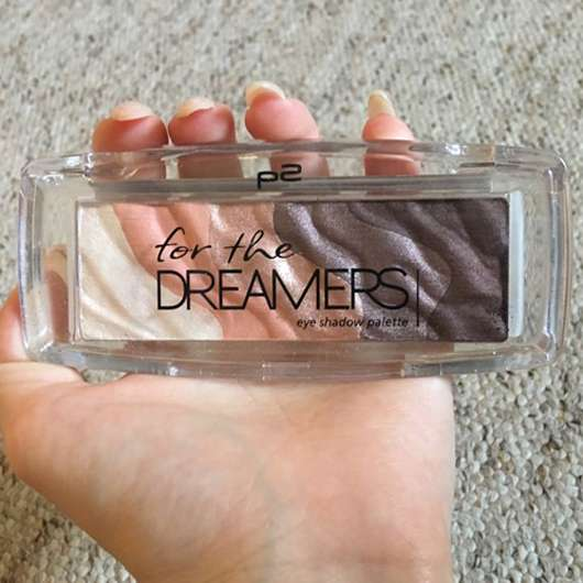 p2 for the dreamers eye shadow palette